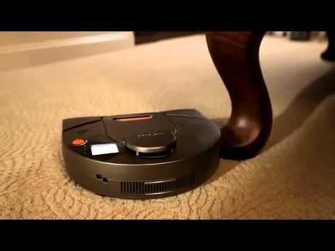 Neato Robotic Vacuum Original Video