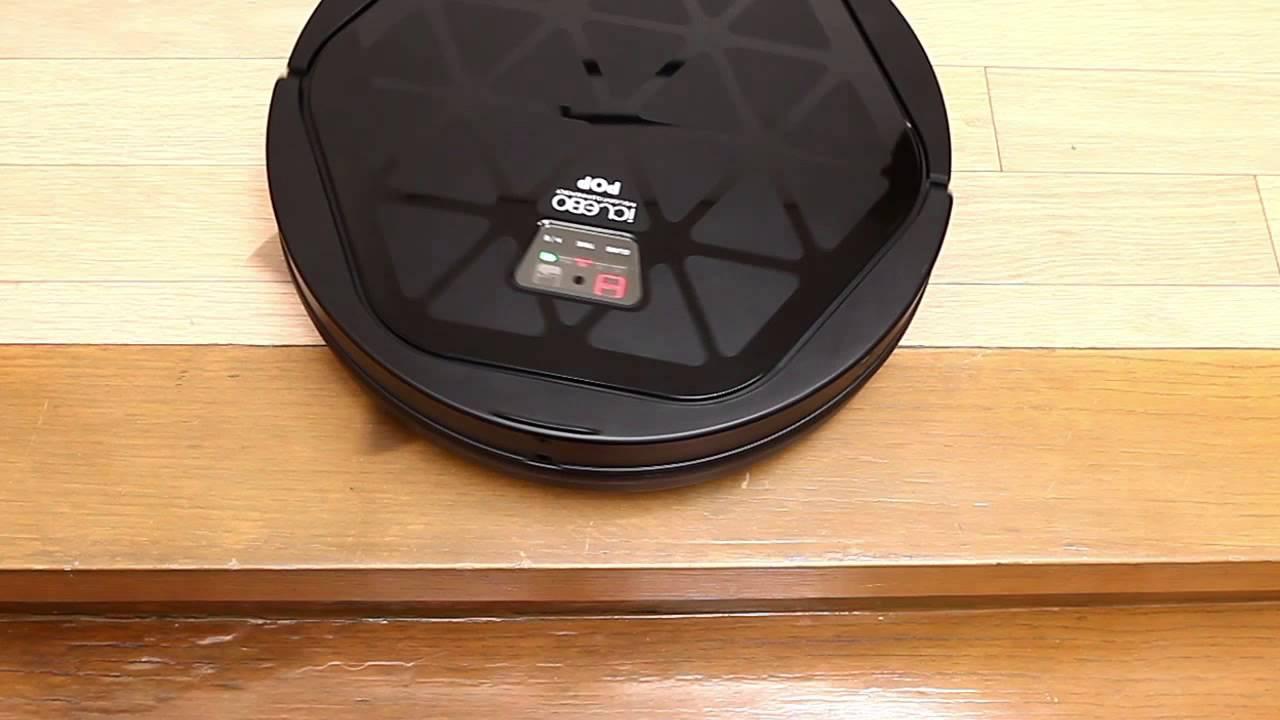 Робот пылесос Iclebo Pop от компании Yujin Robot
