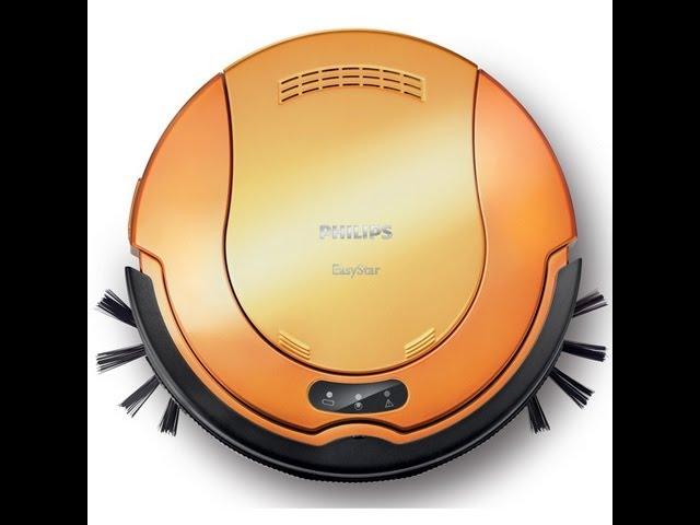 Робот-пылесос Philips EasyStar. Мои домашние помощники
