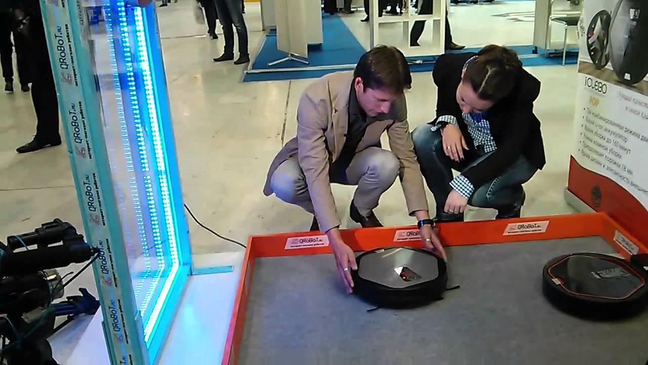 Магазин qRobot.ru на выставке GadgetFair 2013