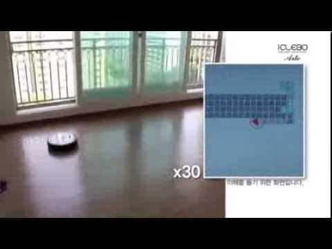 Компания Yujin Robot и картография робот-пылесоса iClebo Arte