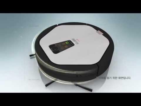Компания Yujin Robot и ролик о робот-пылесосе iClebo Arte