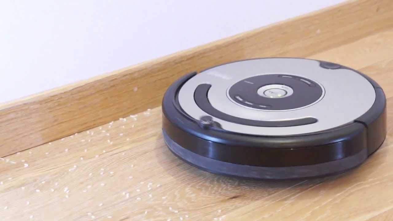 Робот пылесос, обзор, iRobot Roomba