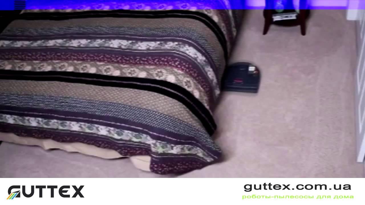 Обзор робота пылесоса NEATO XV 11 в интернет магазине Guttex com ua