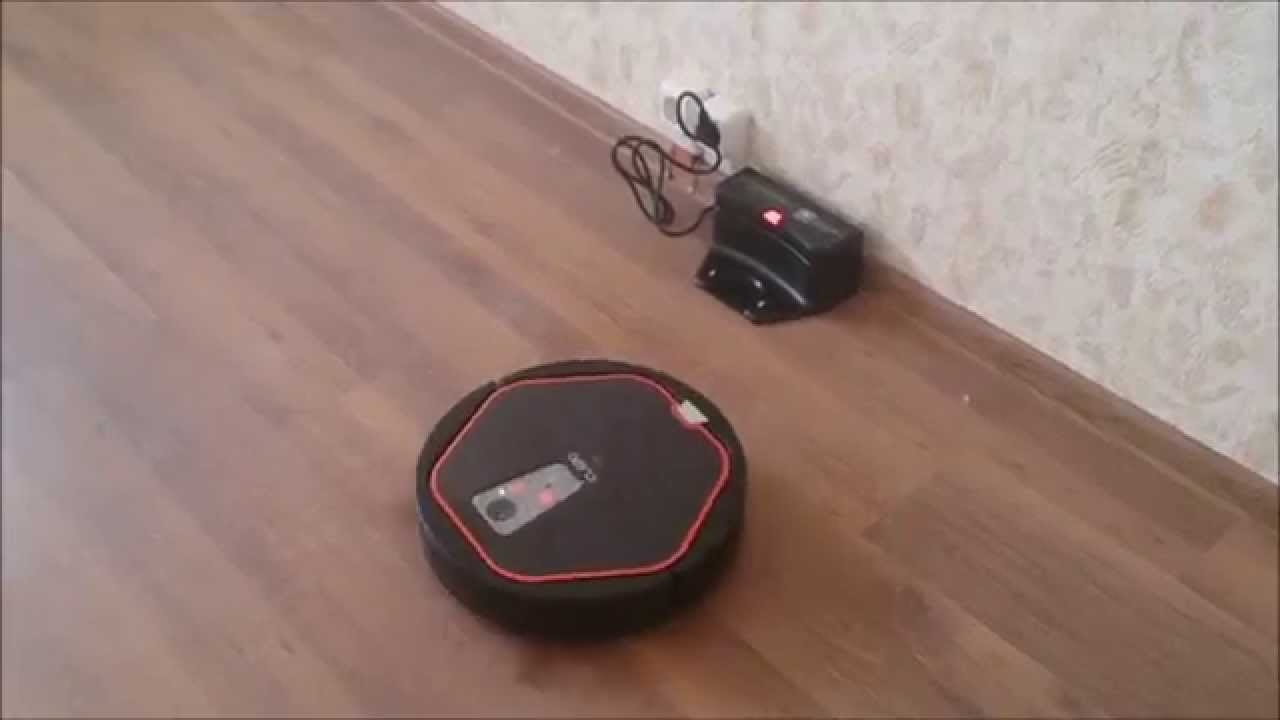 IClebo Arte Робот пылесос