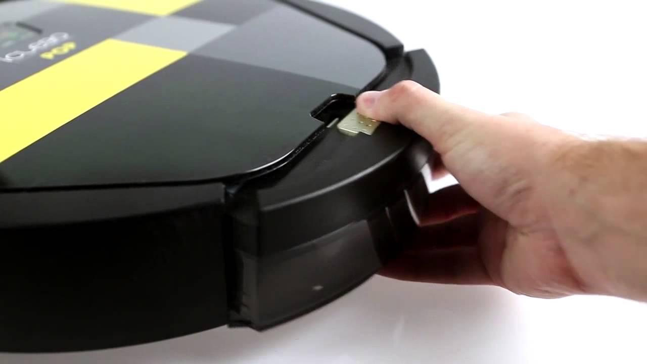 iCLEBO Pop Robotic Vacuum Cleaner