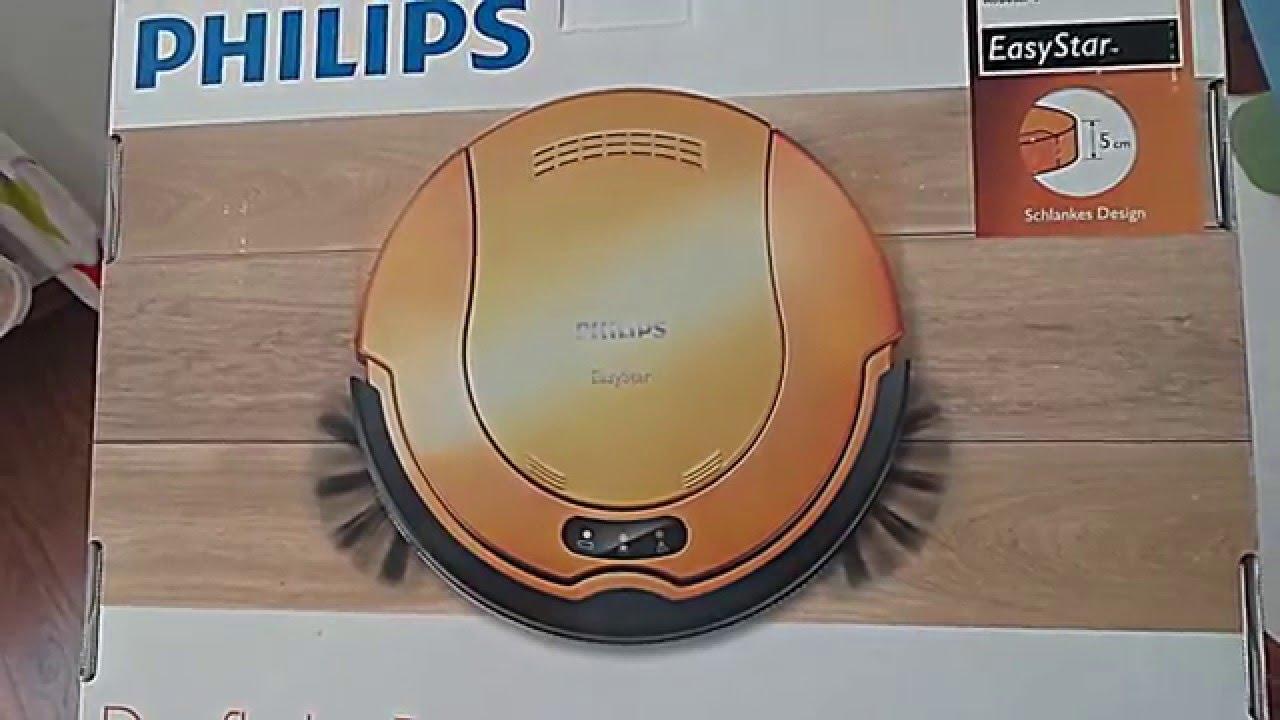 Пылесос-робот EasyStar FC8802 Fhilips