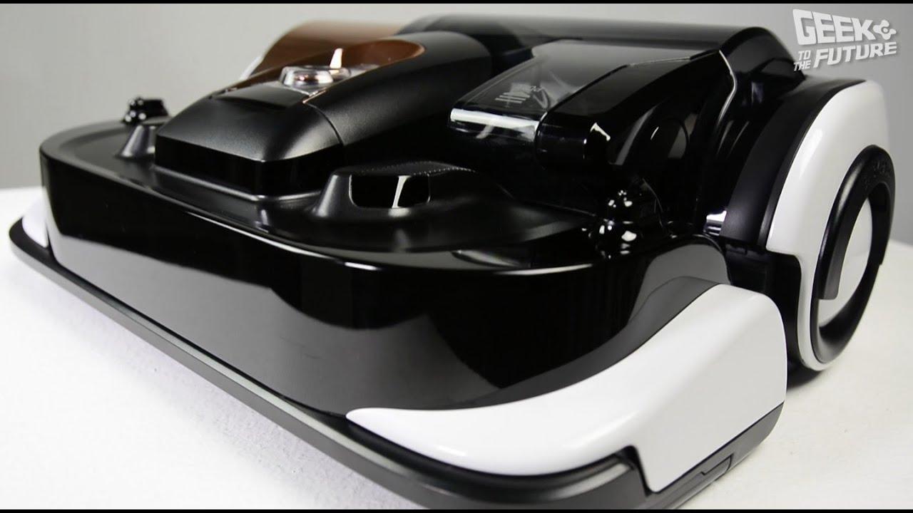Обзор робота-пылесоса Samsung PowerBot VR9000: он же робот, он же пылесос, он же Samsung