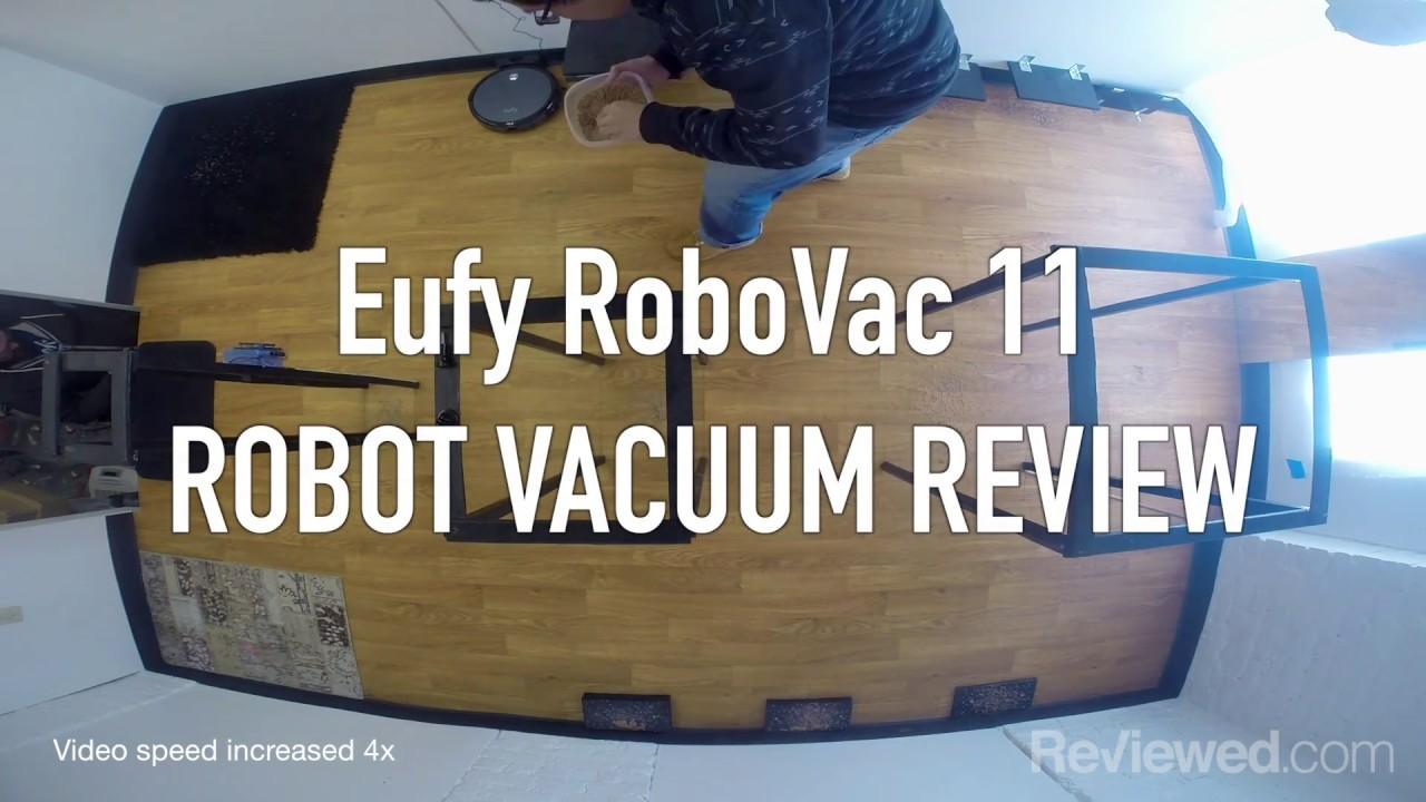 Eufy RoboVac 11 Robot Vacuum Review