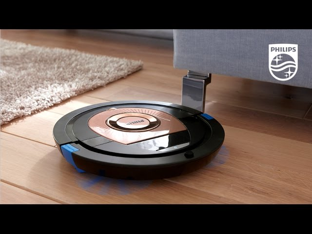 Обзор робот пылесоса Philips SmartPro Compact FC8776