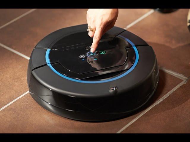 Моющий робот пылесос iRobot SCOOBA 450