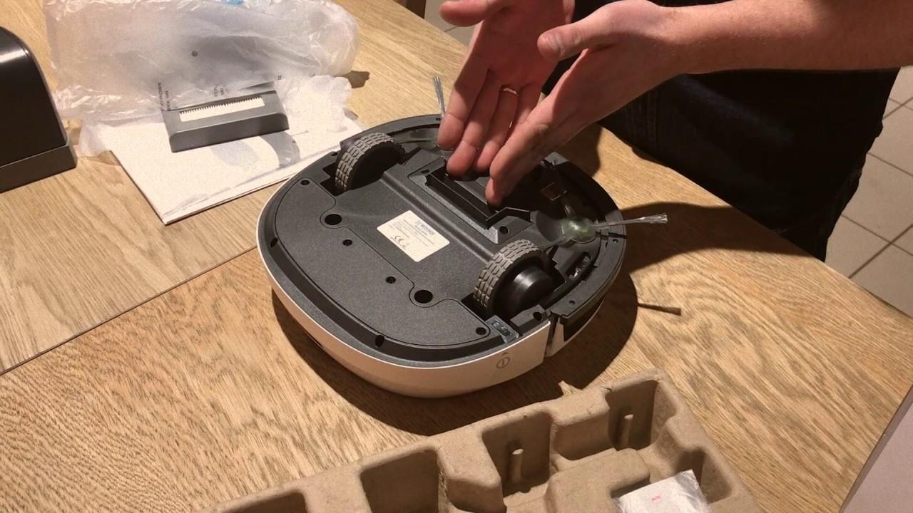 Обзор робота-пылесоса ECOVACS DEEBOT MINI DK560
