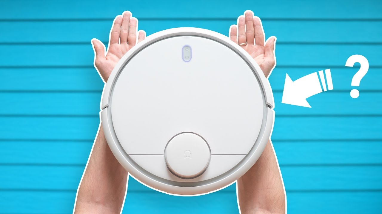 Робот пылесос Xiaomi Mi Robot Vacuum Cleaner [ОБЗОР]