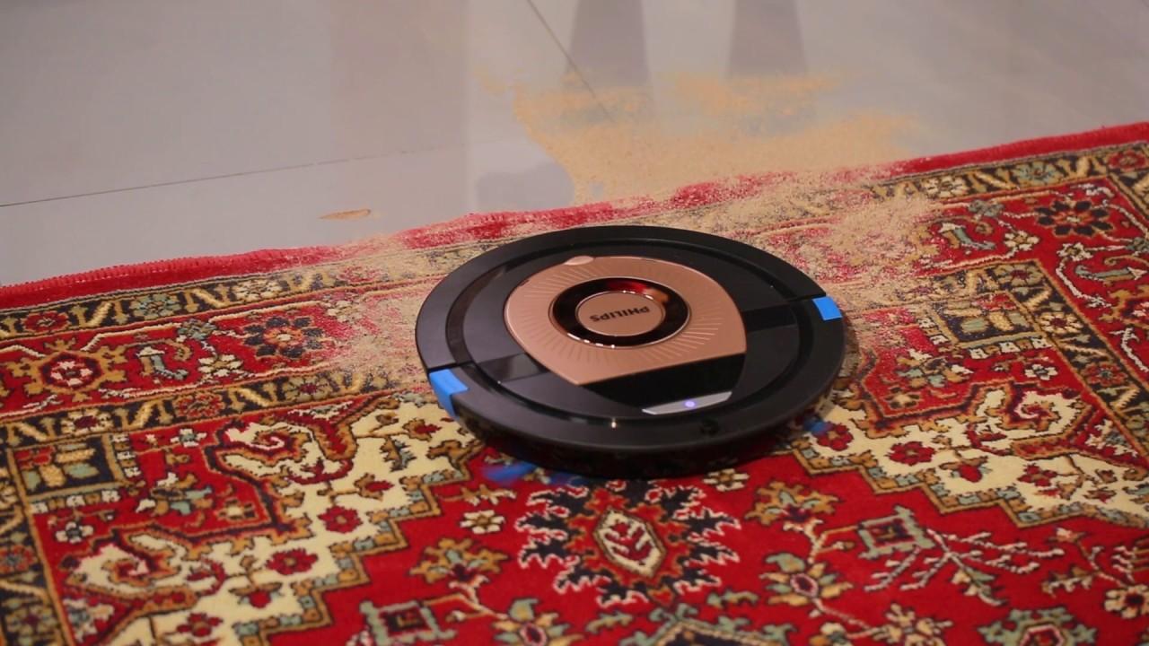 Обзор робота-пылесоса Philips SmartPro Compact