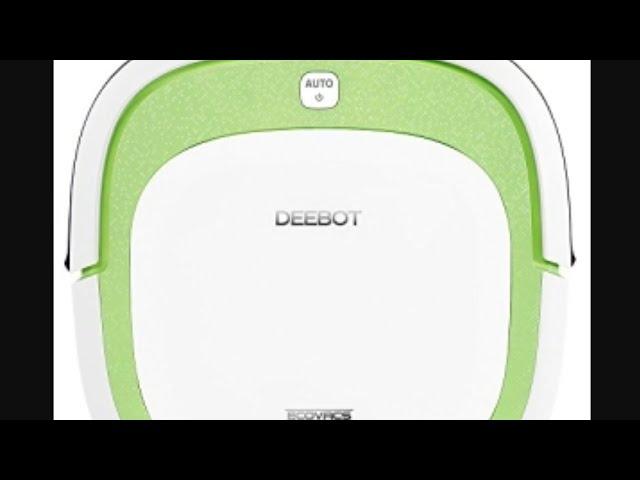 Обзор робот пылесос Ecovacs DEEBOT Slim Германия