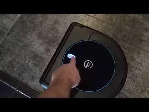 Обзор Hobot Legee-668 от АллоРобот моет пол