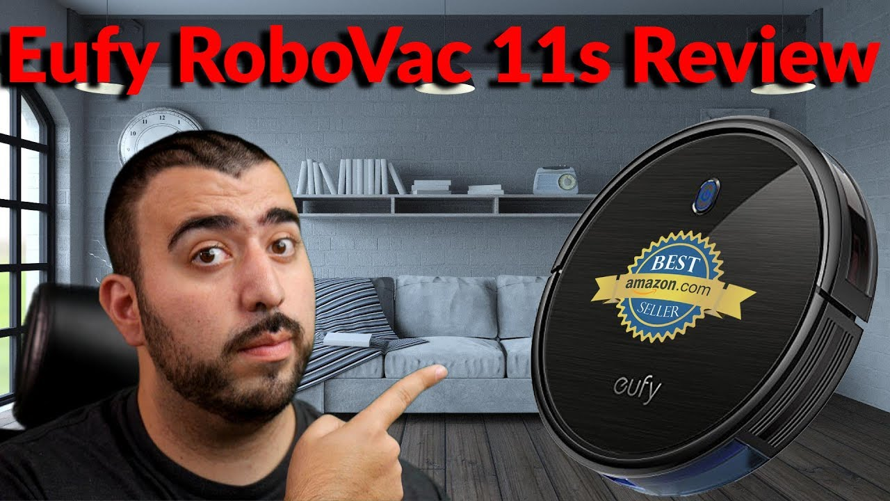 Eufy RoboVac 11S Review - Best Seller On Amazon For A Reason