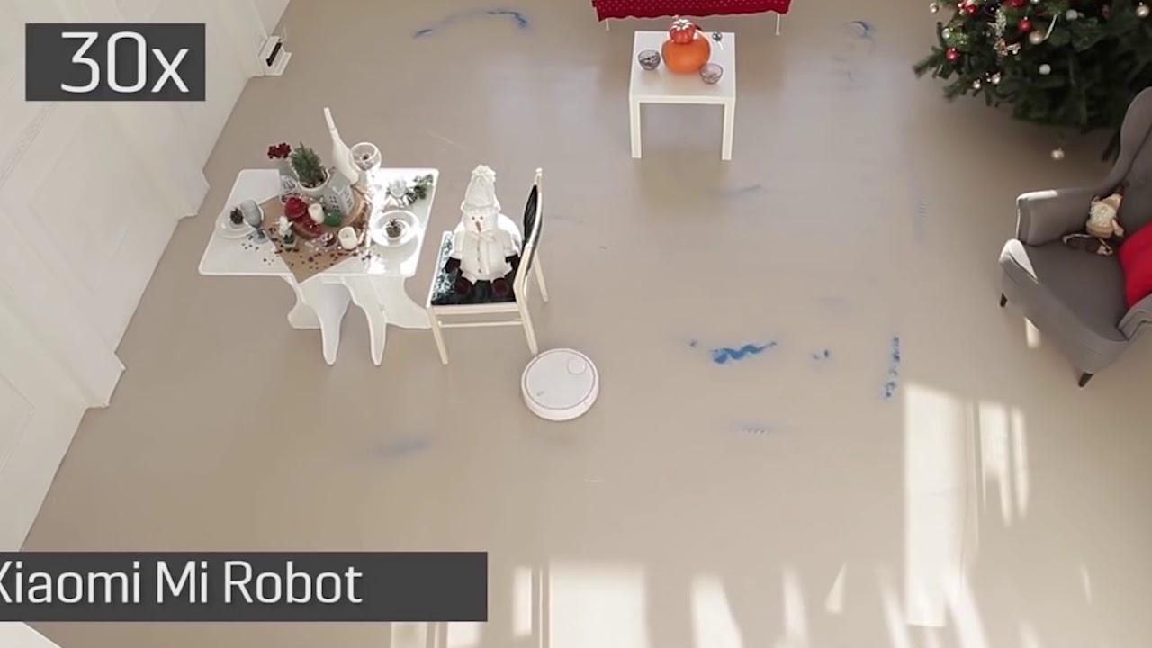 Лучший робот пылесос полный обзор моделей iCLEBO, Neato, iRobot, Xiaomi