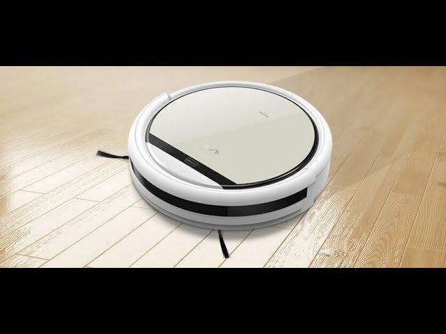 обзор робота пылесоса ilife v50