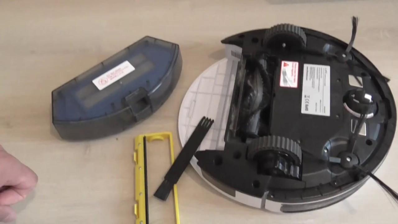 обзор робота-пылесоса ILIFE A40
