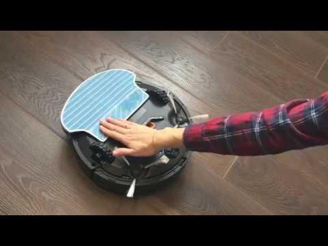 Робот-пылесос Alta Robot B350 обзор модели