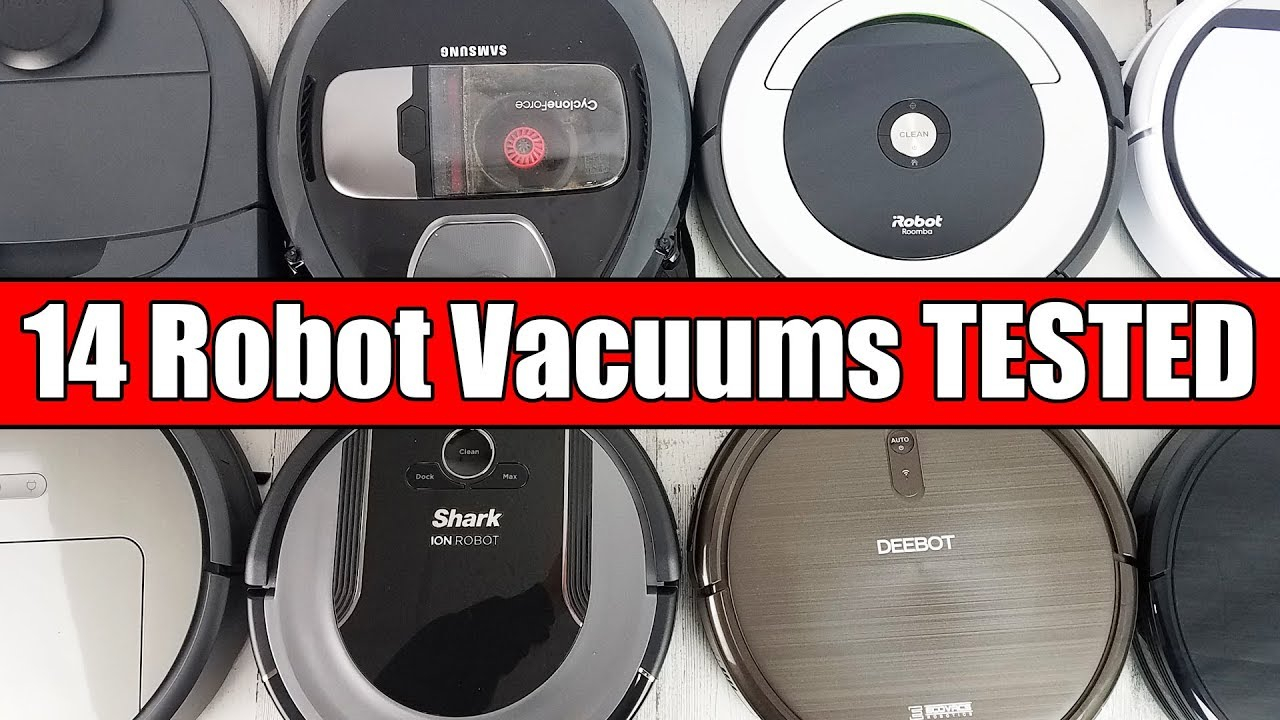 Best Robot Vacuum 2018 2019 - Roomba vs Neato Vs RoboRock vs Deebot