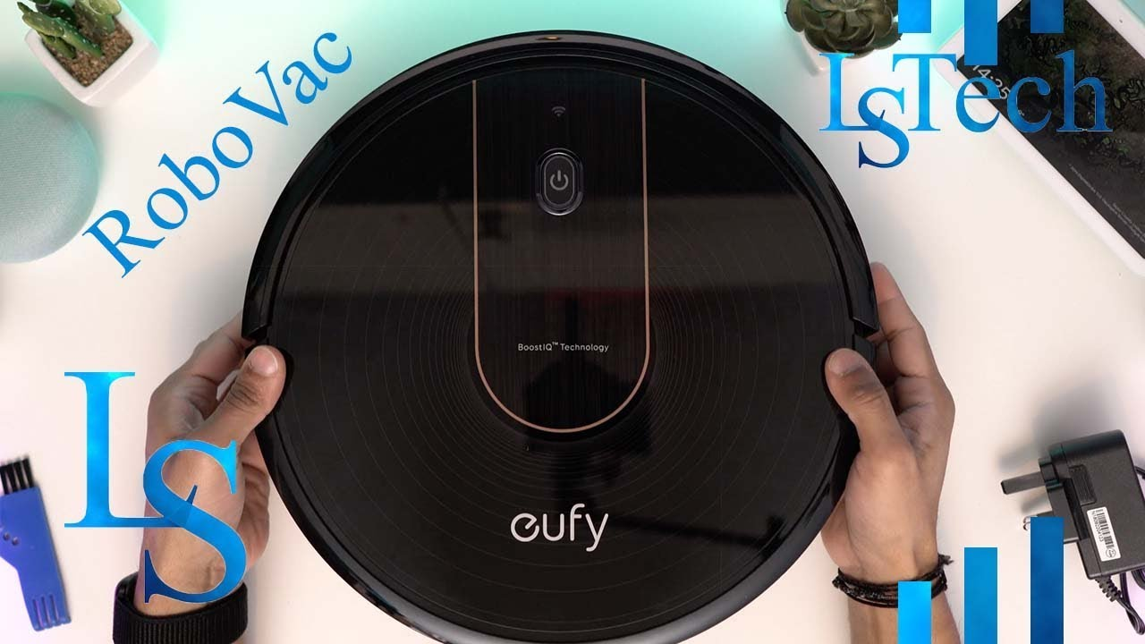 Eufy BoostIQ RoboVac 15c | Robotic Vacuum Cleaner | Self Charging
