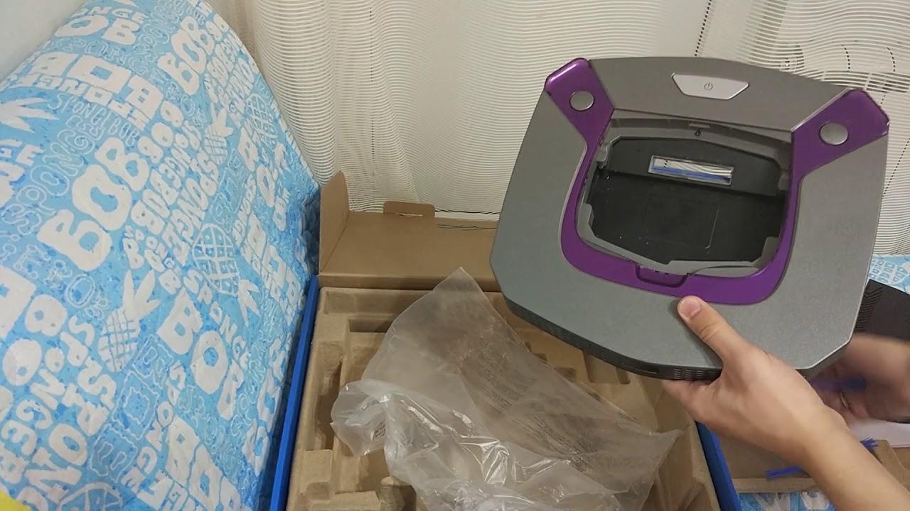 Робот-пылесос Philips FC8796