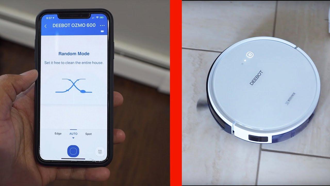 Ecovacs Deebot 600 Unboxing \ Best Budget Robotic Vacuum?