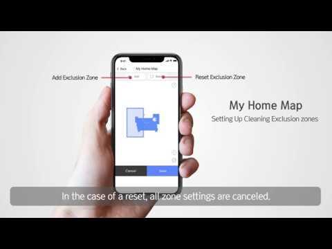 Приложение для робота пылесоса iCLEBO O5 WiFi английския версия