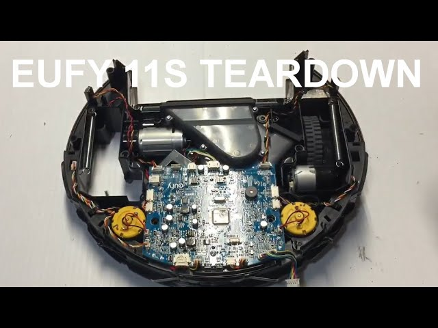 DISASSEMBLE EUFY 11S SLIM FOR REPAIR OR PARTS REPLACEMENT