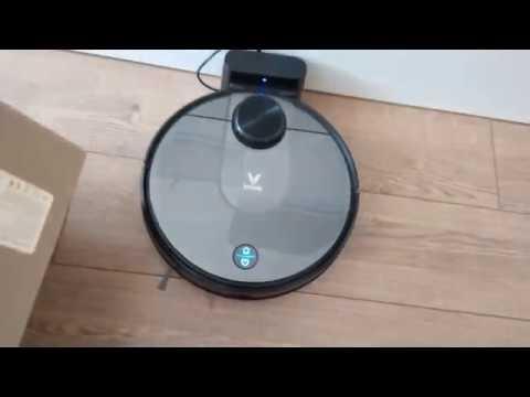 VIOMI pro пылесос, Viomi Robot Cleaner