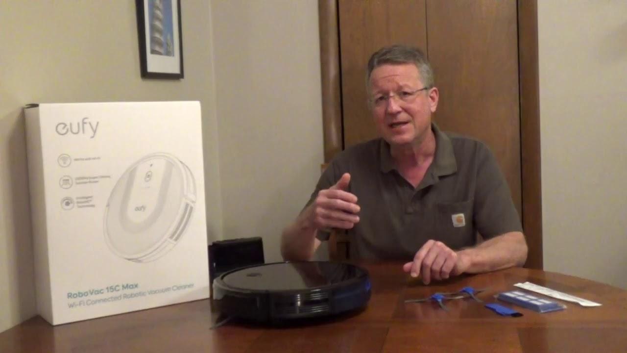 Eufy RoboVac 15C Max - Robot Vacuum