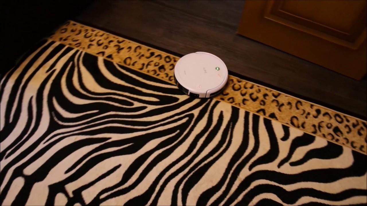 Обзор робота-пылесоса ILIFE A40 для глубокой чистки ковровДля каких ковров он не подходит