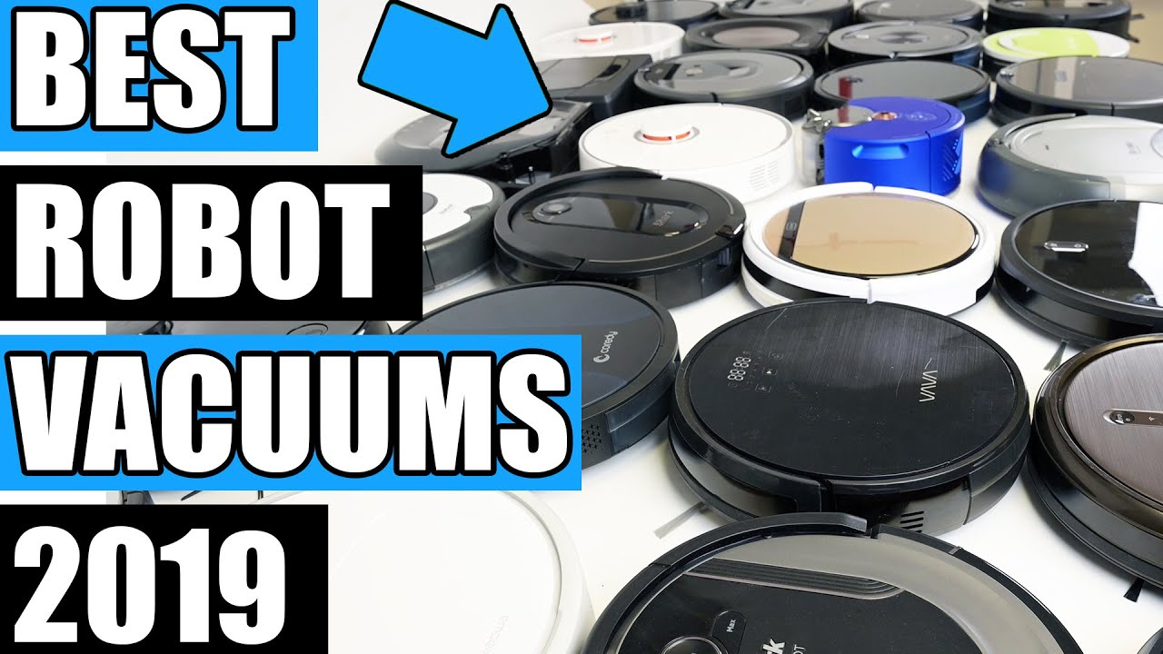 Best Robot Vacuum 2019 - Roomba vs Shark vs Roborock vs Neato Vs Deebot vs Eufy