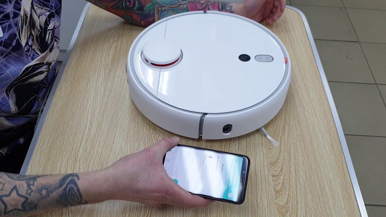 Обзор на Робот-пылесос Xiaomi Mi Robot Vacuum Cleaner 1S