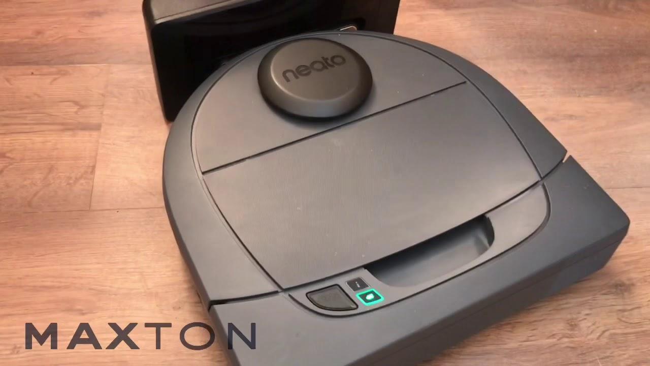 Робот-пилосос Neato Botvac D3 Connected - вітринний робот пылесос