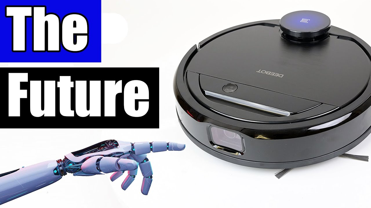 The Worlds Most Advanced Robot Vacuum - Ecovacs Deebot Ozmo 960 w Artificial intelligence Review
