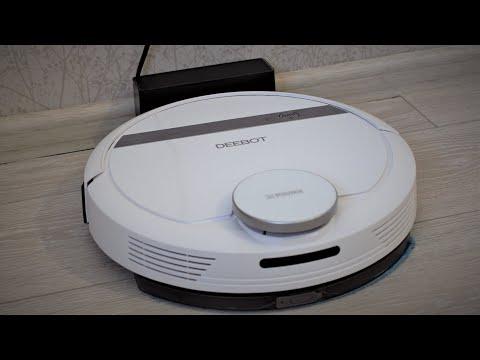 робот пылесос DEEBOT DE6G
