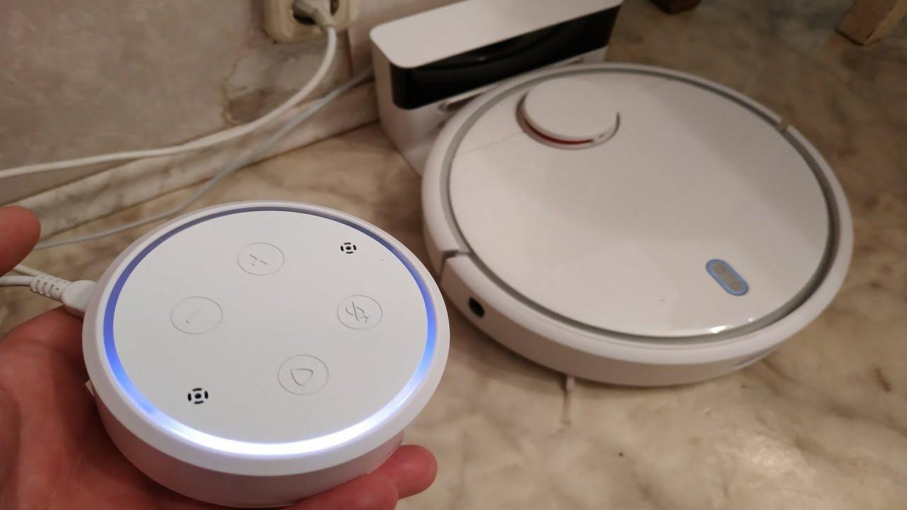 Как управлять xiaomi роботом пылесосом через голосовой помощник Алиса