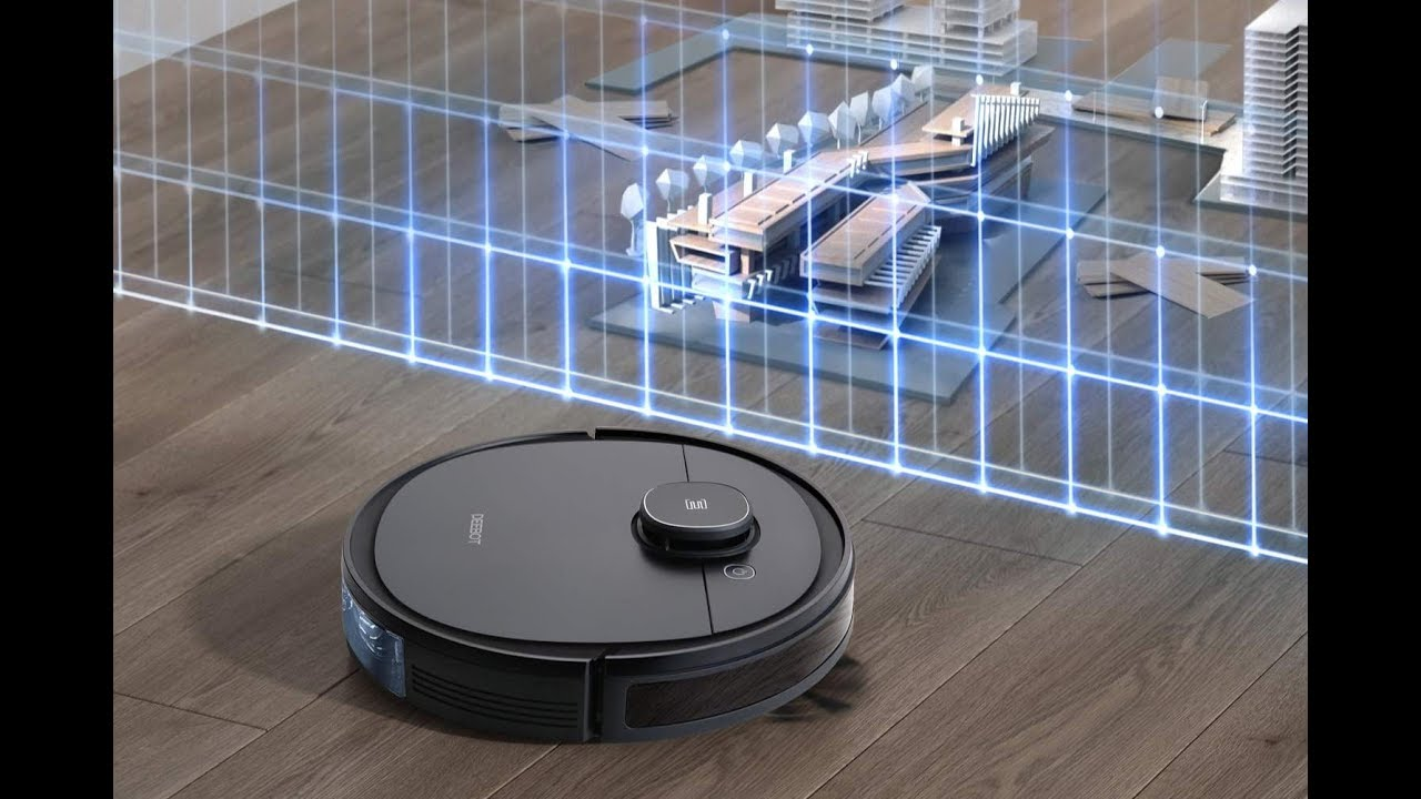 Робот-пылесос ECOVACS Deebot OZMO 950: распаковка, обзор и тест