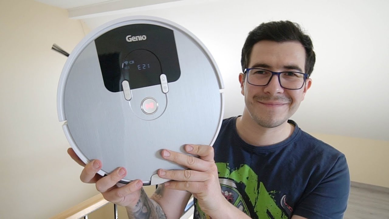 Робот-пылесос до 20 000 рублей Genio Deluxe 500