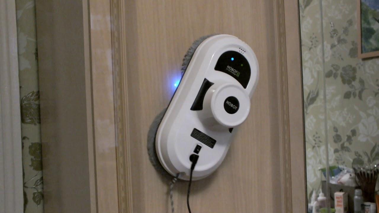 DSCF7600 Робот - мойщик окон Hobot Hobot-188