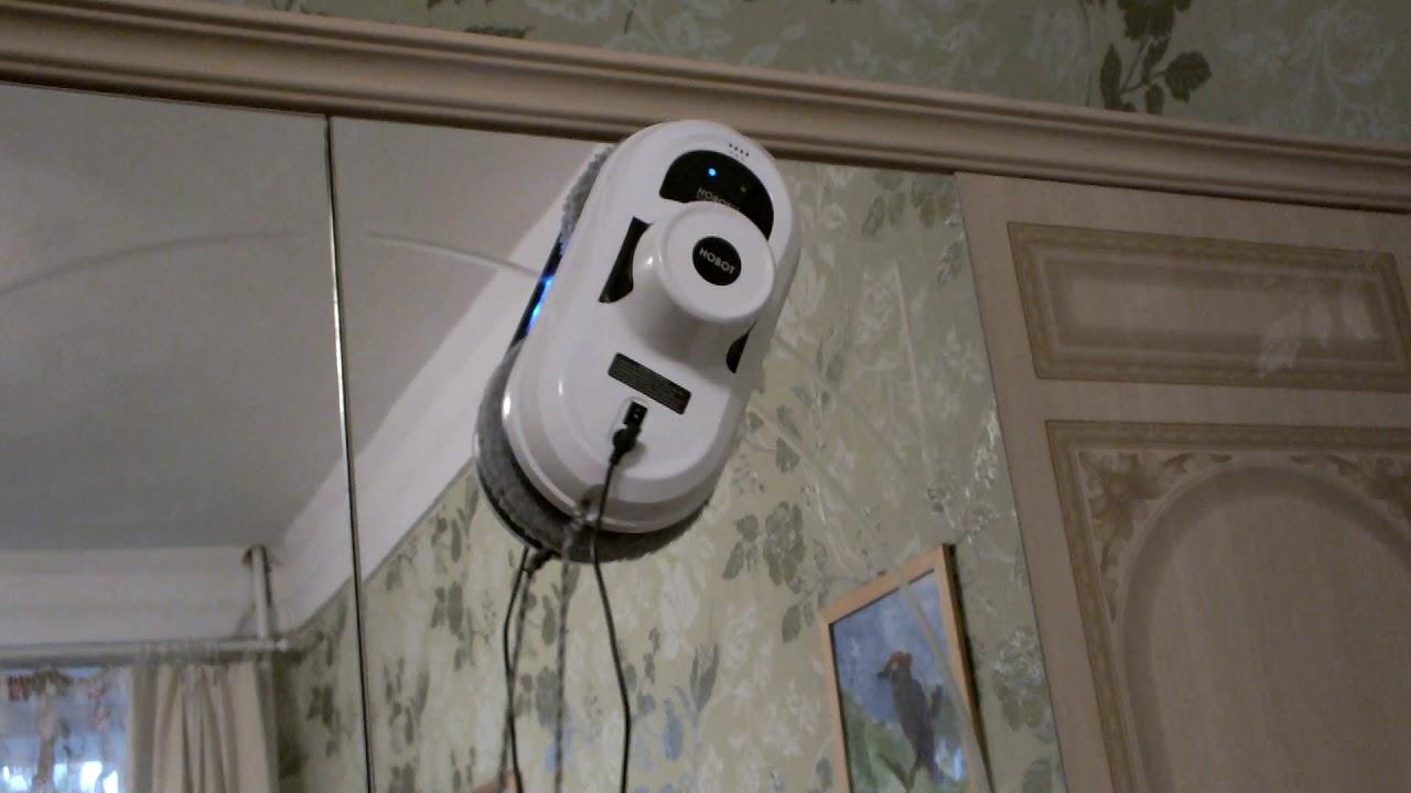 DSCF7601 Робот - мойщик окон Hobot Hobot-188