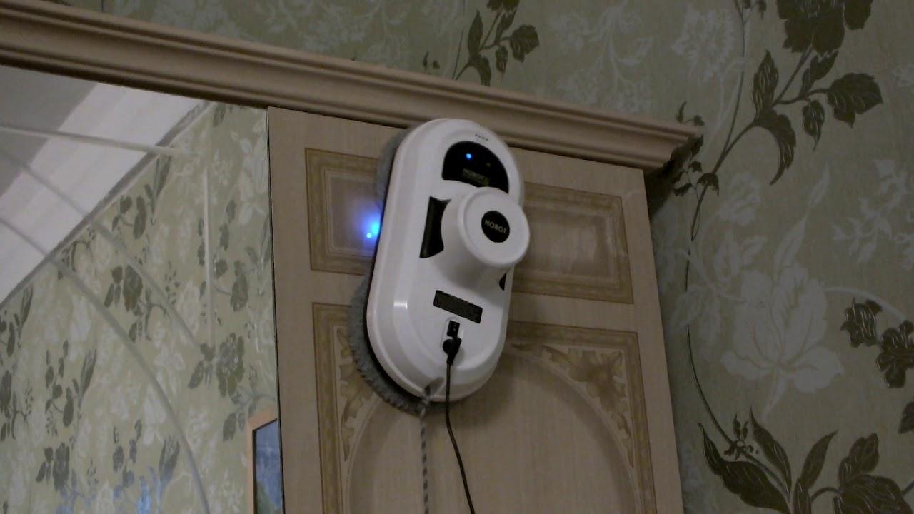 DSCF7602 Робот - мойщик окон Hobot Hobot-188