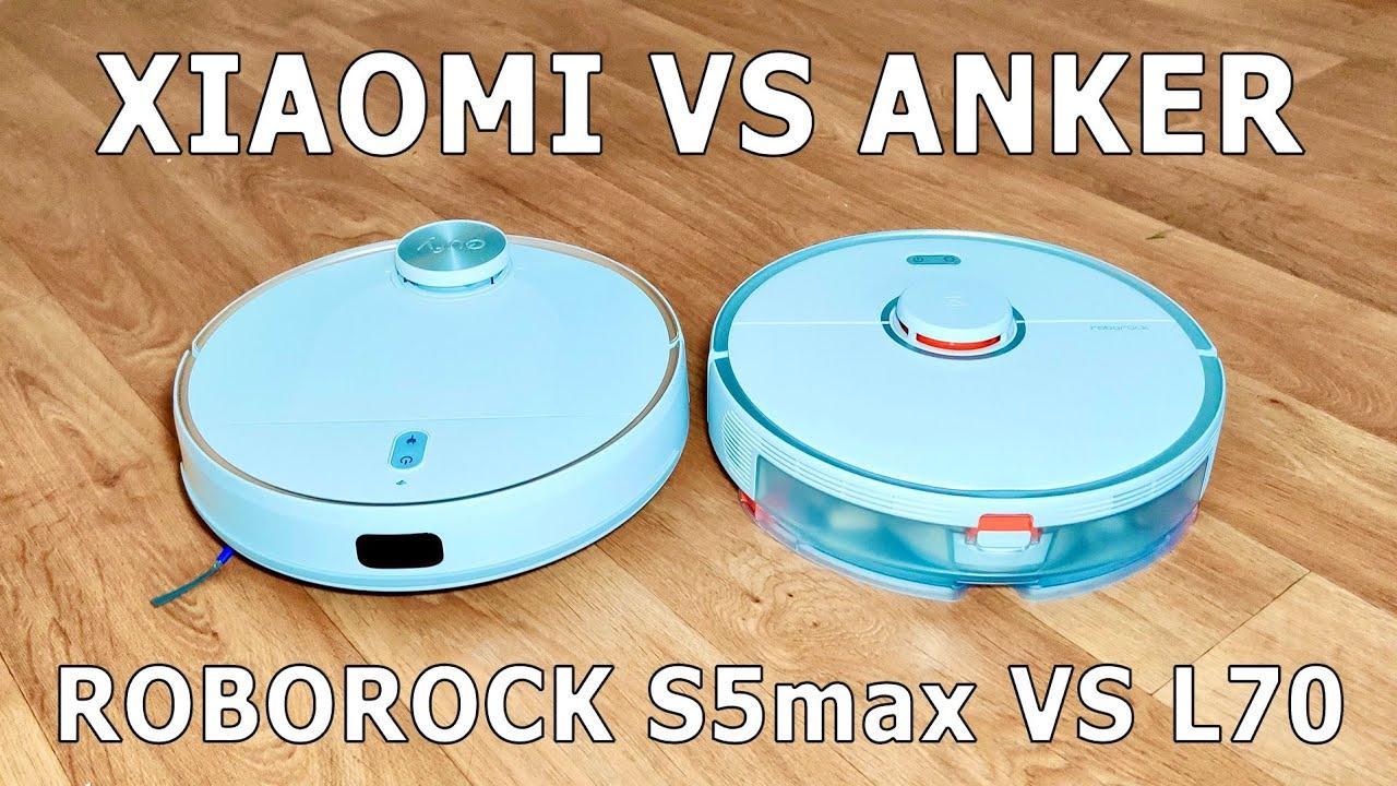Моющие Роботы-Пылесосы. Как Выбрать? Eufy L70 Vs Xiaomi S5 MAX. Anker? Roborock? КАК ВЫБРАТЬ РОБОТ?
