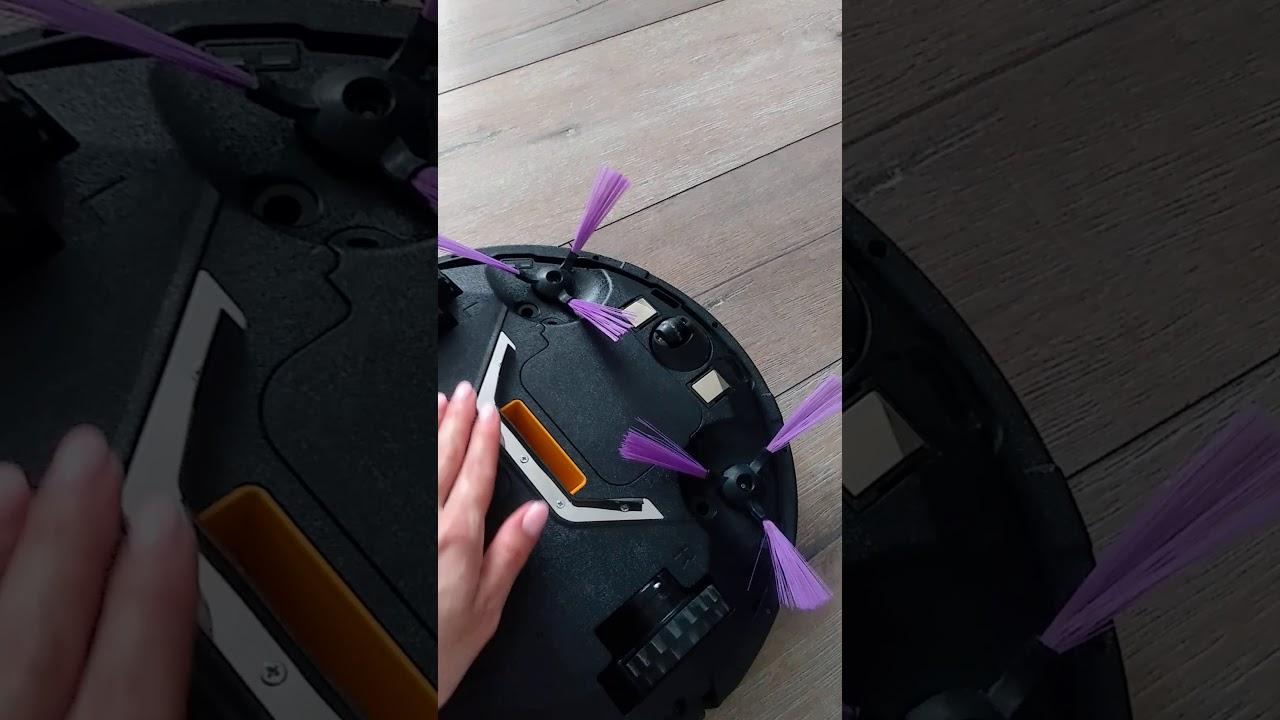 Обзор робот-пылесос Kitfort KT-532