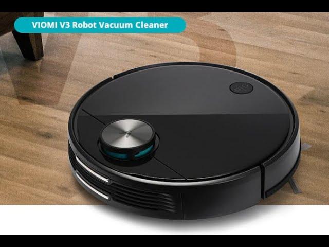 Xiaomi VIOMI V3 Робот пылесос