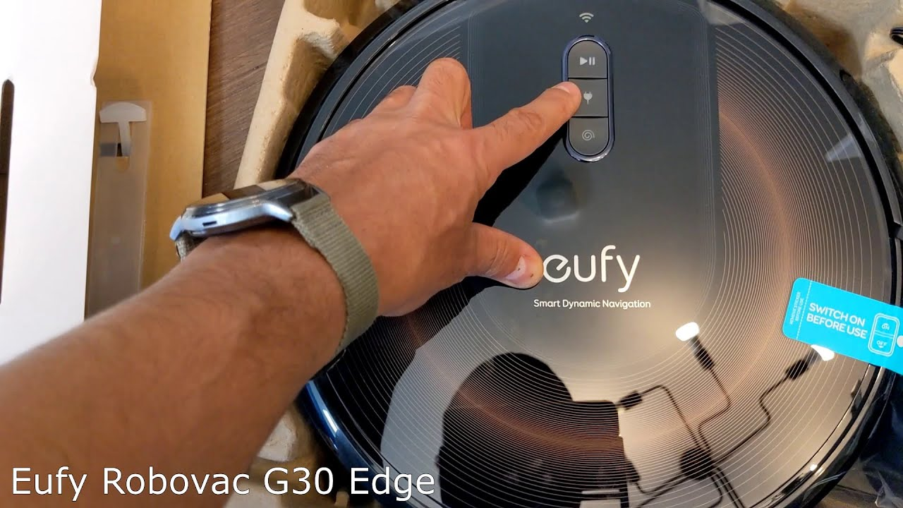 Anker Eufy Robovac G30 Edge | Vacuum Cleaner Unboxing | Best All around Robovac 2020