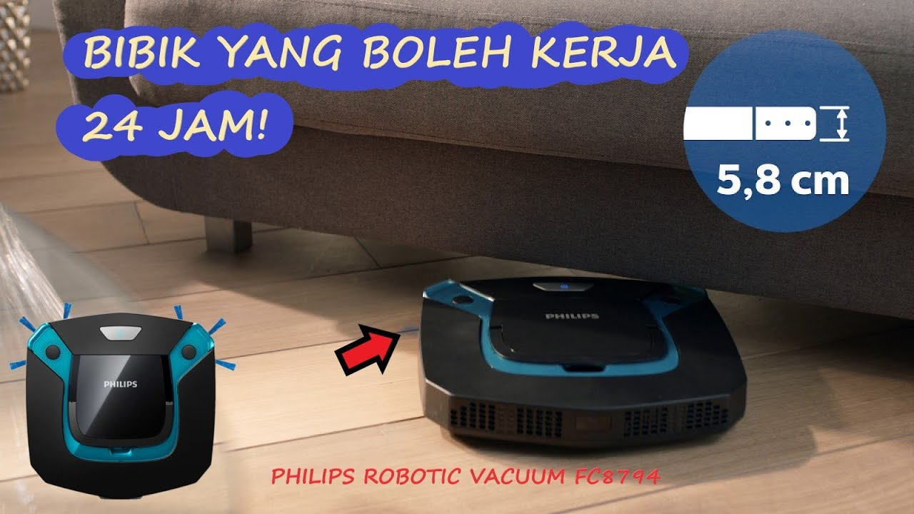DIY HACK | Philips FC8794 SmartPro Easy Robot Vacuum Cleaner | Open Box Review